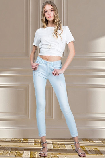 Laken Light Wash Skinny by Special A