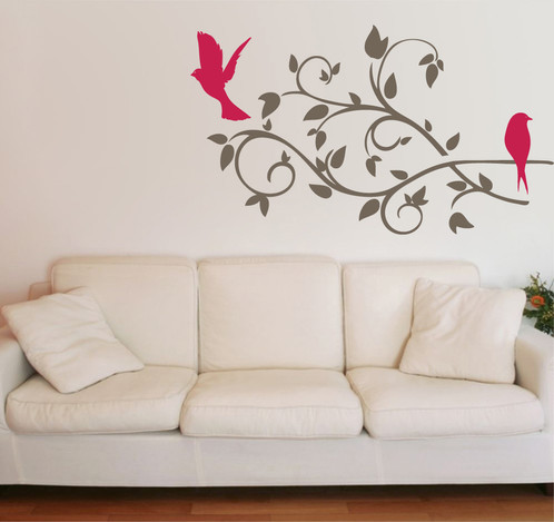 We Have A Wide Range Of Wall Quote Stickers, Bedroom Stickers And  Childrenu0027s Wall Art Stickers. Choose From 18 Different Colours To Match  Your Home Decor, ...