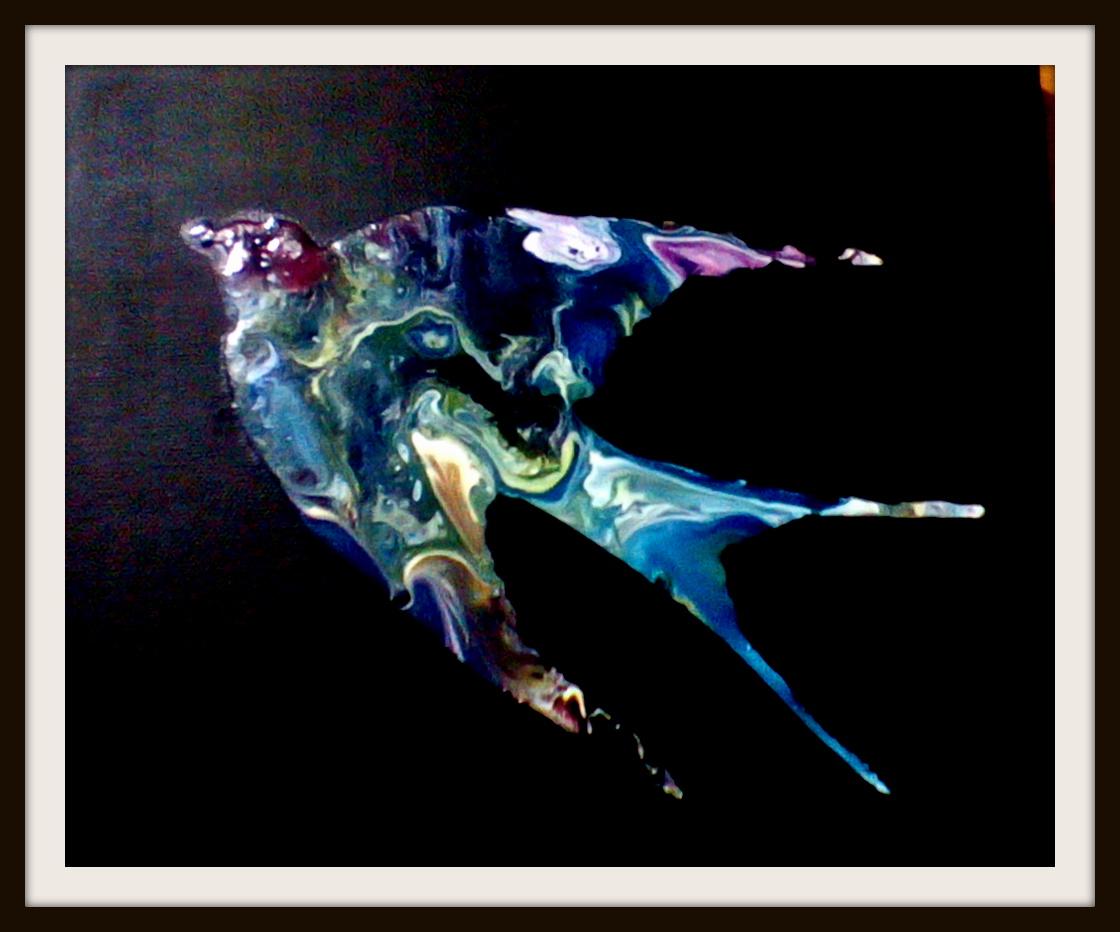 Swallowtail Silhouette