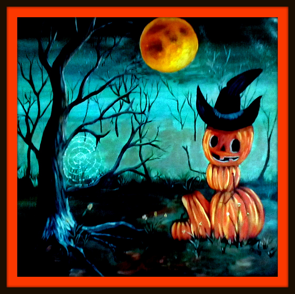 Happy All Hallows Eve Oct 24 2017