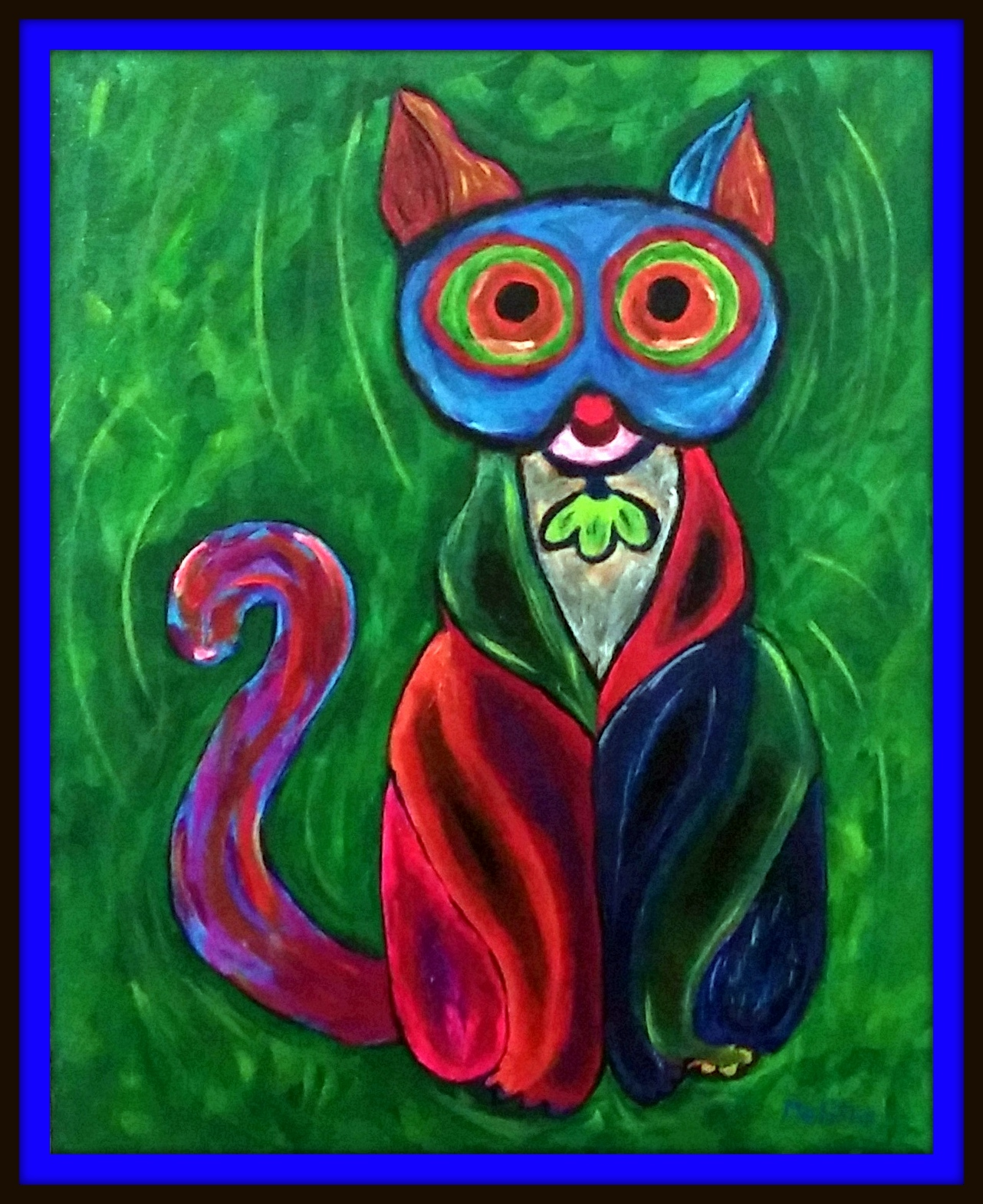 Owly Cat