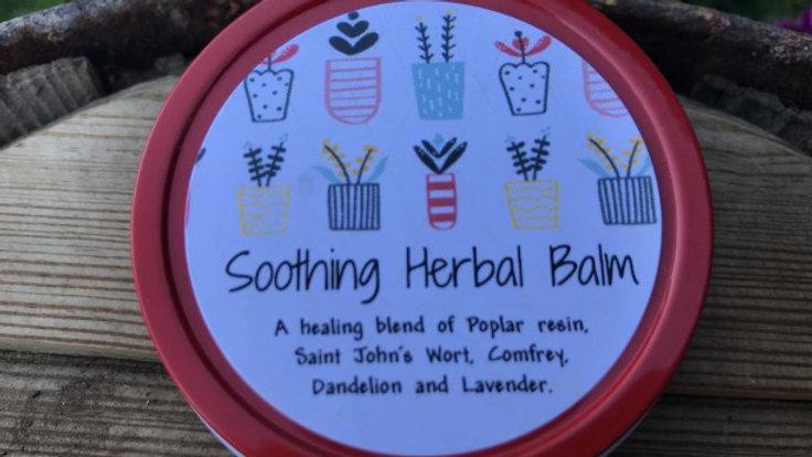 Soothing Herbal Salve 2oz