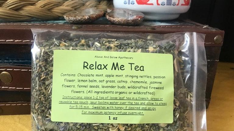 Relax Me Tea