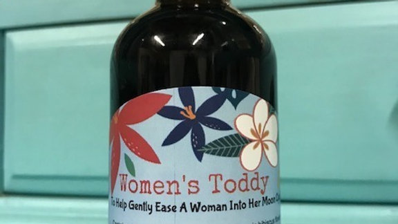 Women's Toddy 4 oz