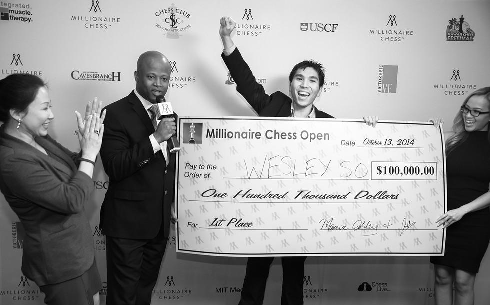 Millionare Chess Open