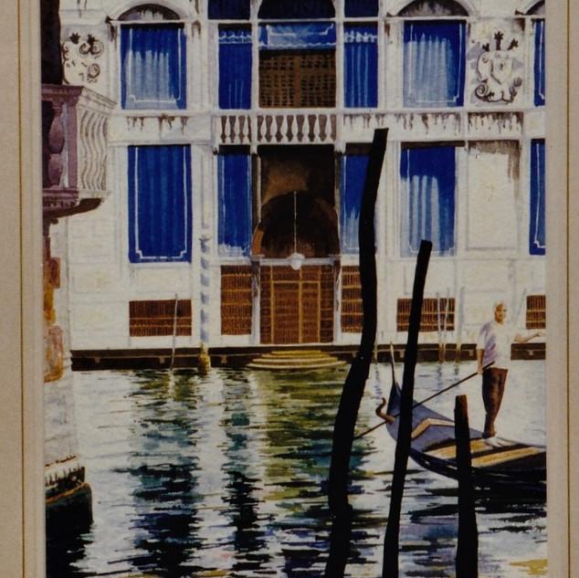 Palazzo, Venice