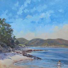 Beach Scene, Arisaig