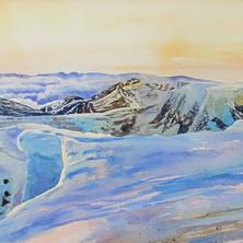 Cairngorm Winter's daybreak