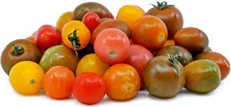 mixed colour cherry tomatoes(250 gms)
