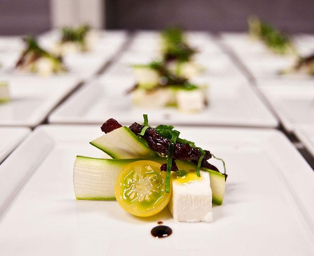 appetizer salad cheese vegetarian