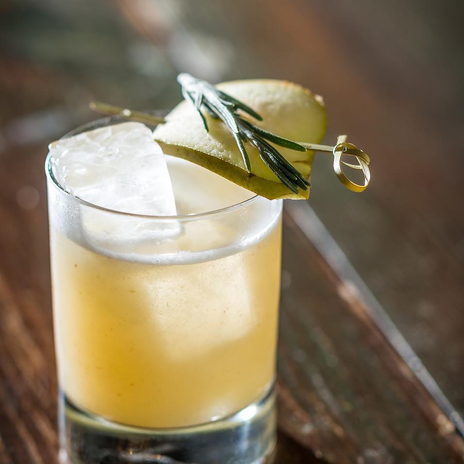 Nice Pear Cocktail