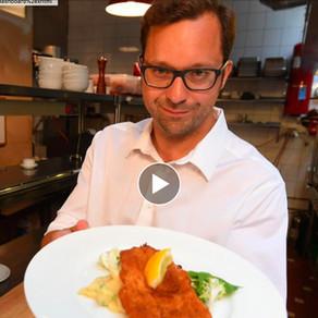 USA Today featuring Chef Eduard Frauneder