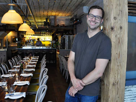 THE BROADSHEET. Schilling Opens on Washington Street