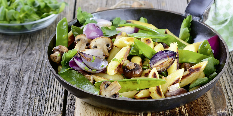 AUSGEBUCHT Vegane Küche für Einsteiger  – Einführung ins pflanzliche Kochen - Wyss GartenAkademie