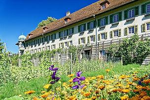 Der Sortengarten im Kapuzinerkloster Solothurn