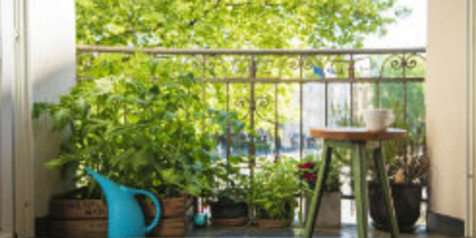 Urban Gardening - Wyss GartenAkademie