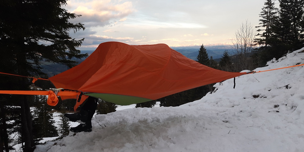 Mikroabenteuer - Winter Edition