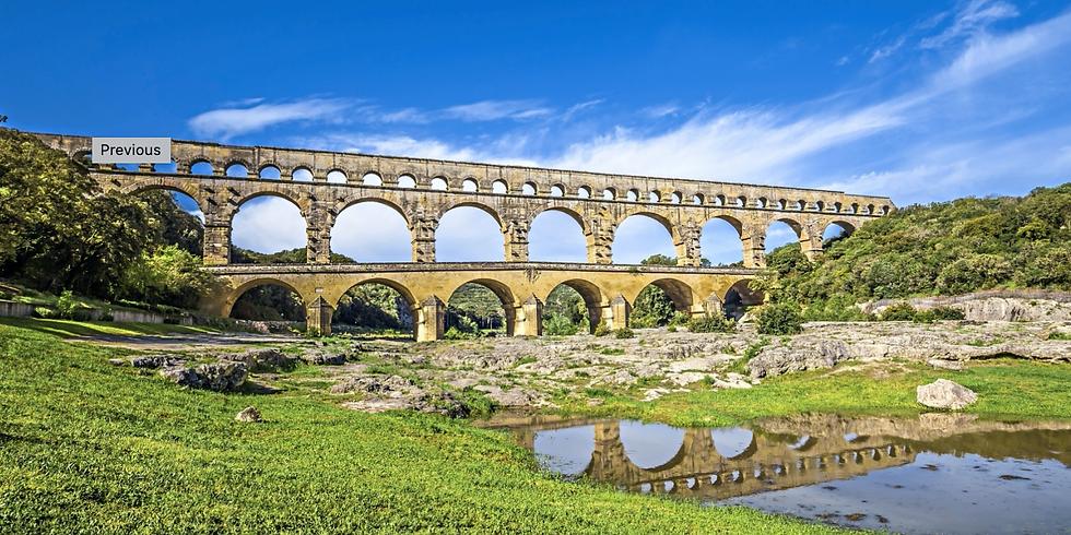 Flussreise Rhône