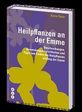 Das Buch Heilpflanzen an der Emme mit Porträts von 70 Heilpflanzen