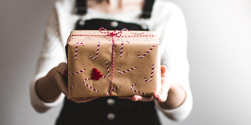 Weihnachtsgeschenke herstellen für Kinder