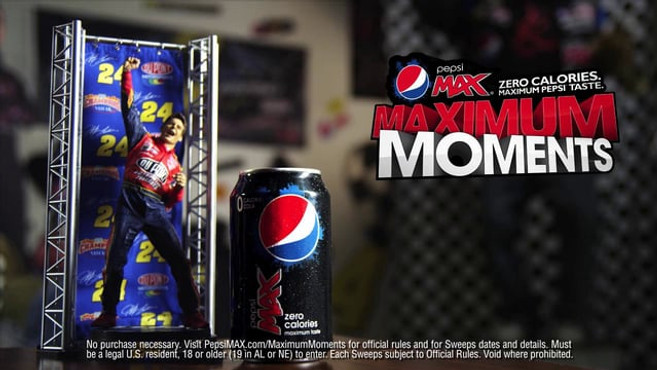 Pepsi Max wanted to hear racing fan's Maximum Moments, in order to make a few of them come true.