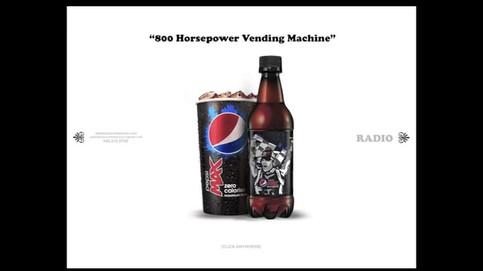 You've got Jeff Gordon, an 800-horsepower vending machine and 60 seconds, GO!