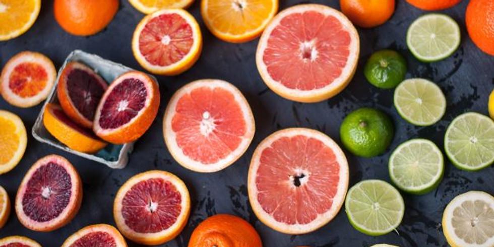 Pflanzentag: Zitrusfrüchte