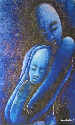 Tender Moment (Prints Only)  Signed and Limited