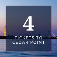 Ceder Point Tickets