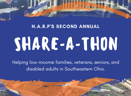 Second Annual Share-a-thon June 5th!