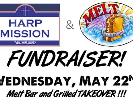 Melt Fundraiser May 22nd