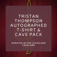 Cavs Pack + Autographed Shirt