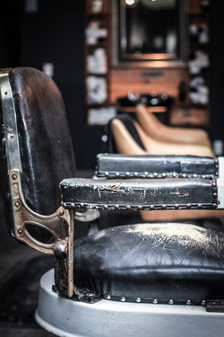 1910 Barbers Chair