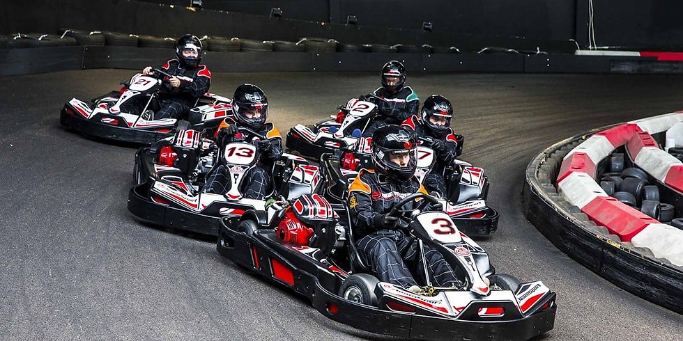 Indoor Kart Racing