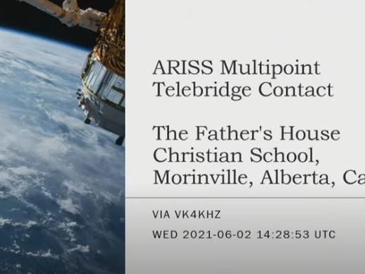 ARISS Was a Success!