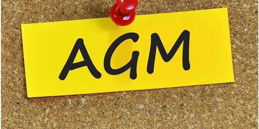 November Support Group & AGM Calgary