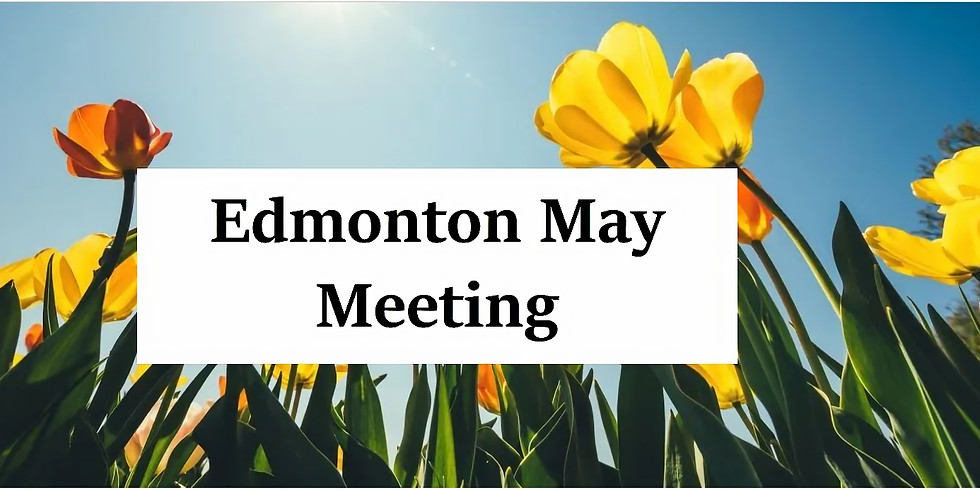 Edmonton May Support Group