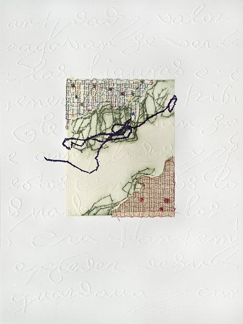 Mojándose (Crossing) II
