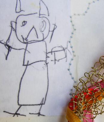Little Princess II (Series Cucas/Paper Dolls)