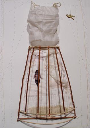 Untitled # V (Series Cucas/Paper Dolls)
