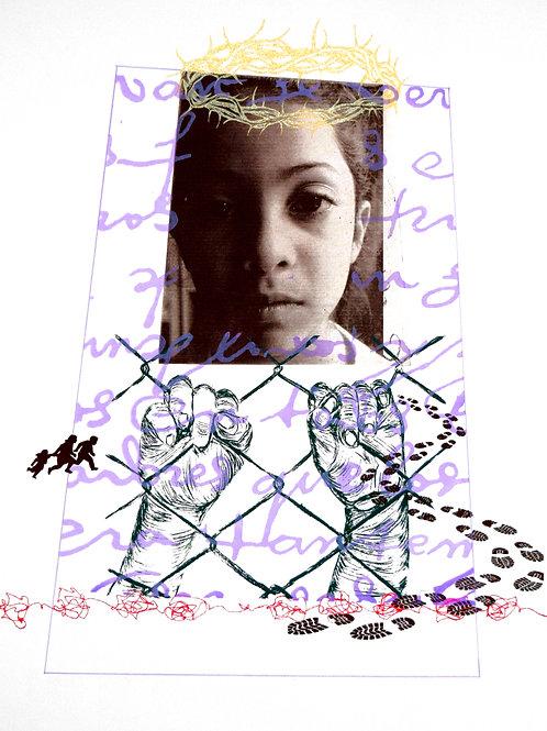 Separated Minor # 2,739 (Detenido)