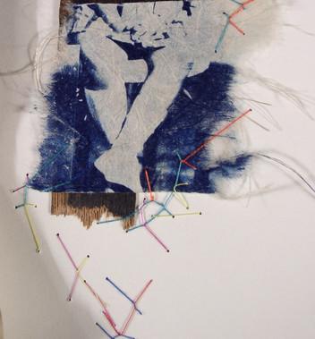 Untitled#II (Series Cucas/Paper Dolls)