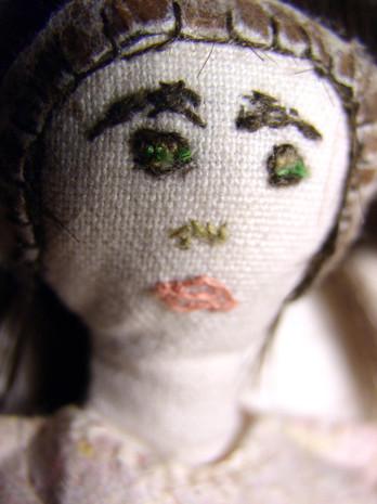 Three Hearts (Series Cucas Paper Dolls)