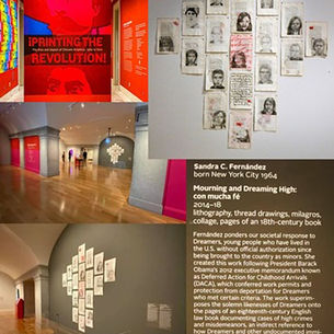 Printing the Revolution! The Rise and Impact of Chicano Graphics 1965 to Now. Smithsonian American Museum