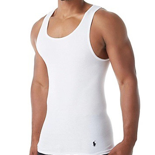 Polo Classic Fit Ribbed Tank