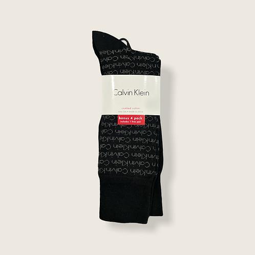 Calvin Klein 4 pack Dress Socks