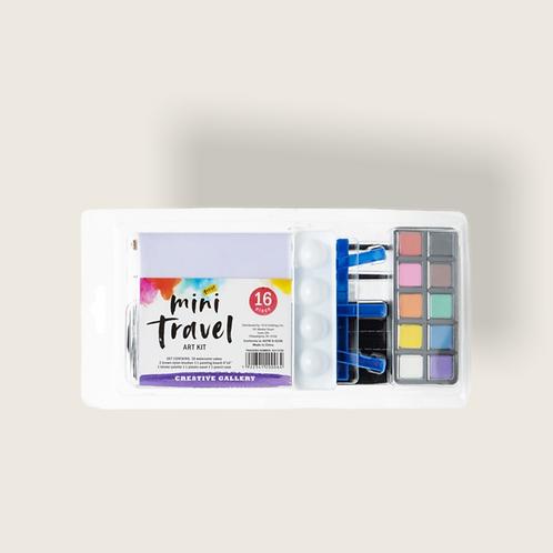 Mini Travel Art Kit