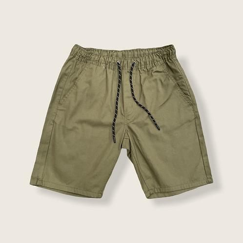 Green 3/4 Pant