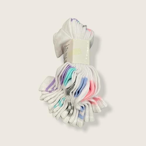 10 pairs Ladies Quarter Socks