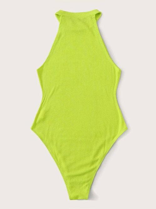 Neon Lime Bodysuit